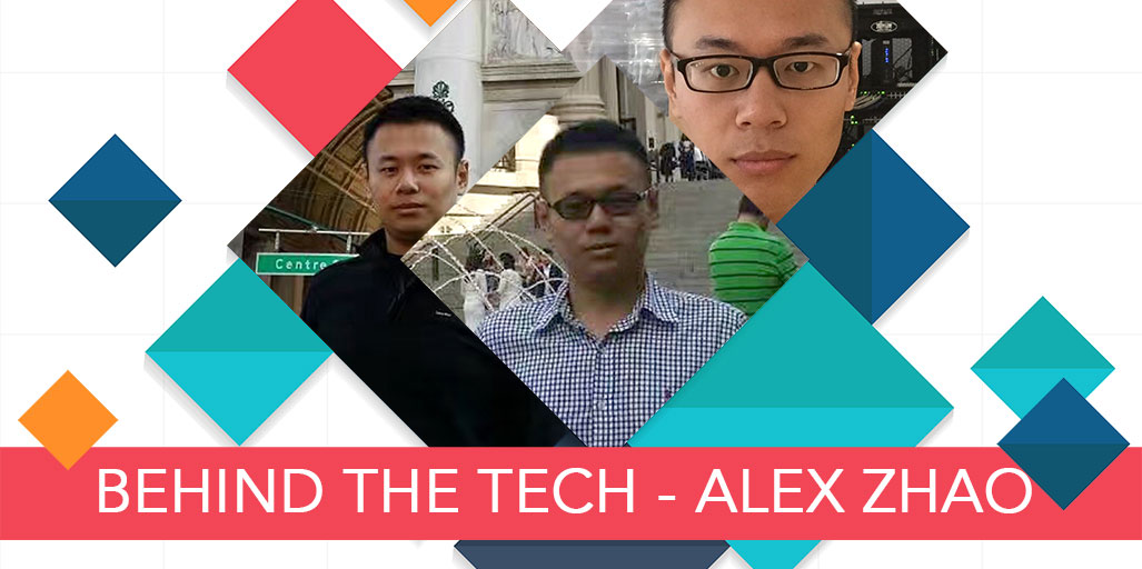 Behind the Tech – Alex Zhao