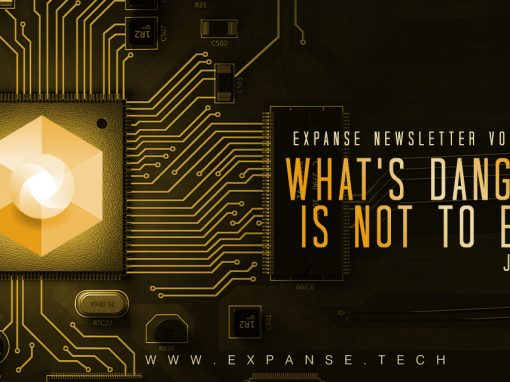 EXPANSE NEWSLETTER VOL. 4, NO. 16 – 09/15/2019