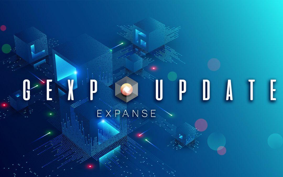GEXP Update