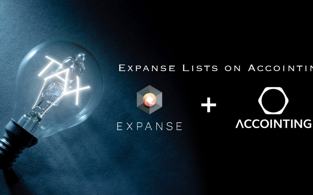 Expanse Lists on Accointing