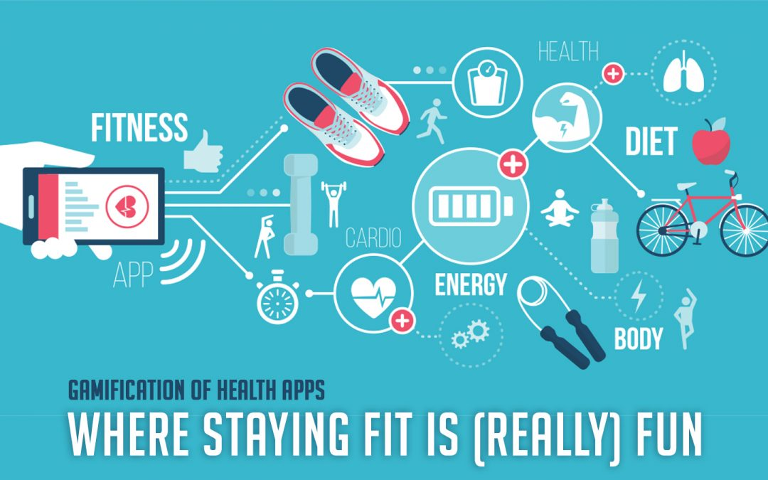 Gamification of Health Apps: Where Staying Fit is (Really) Fun