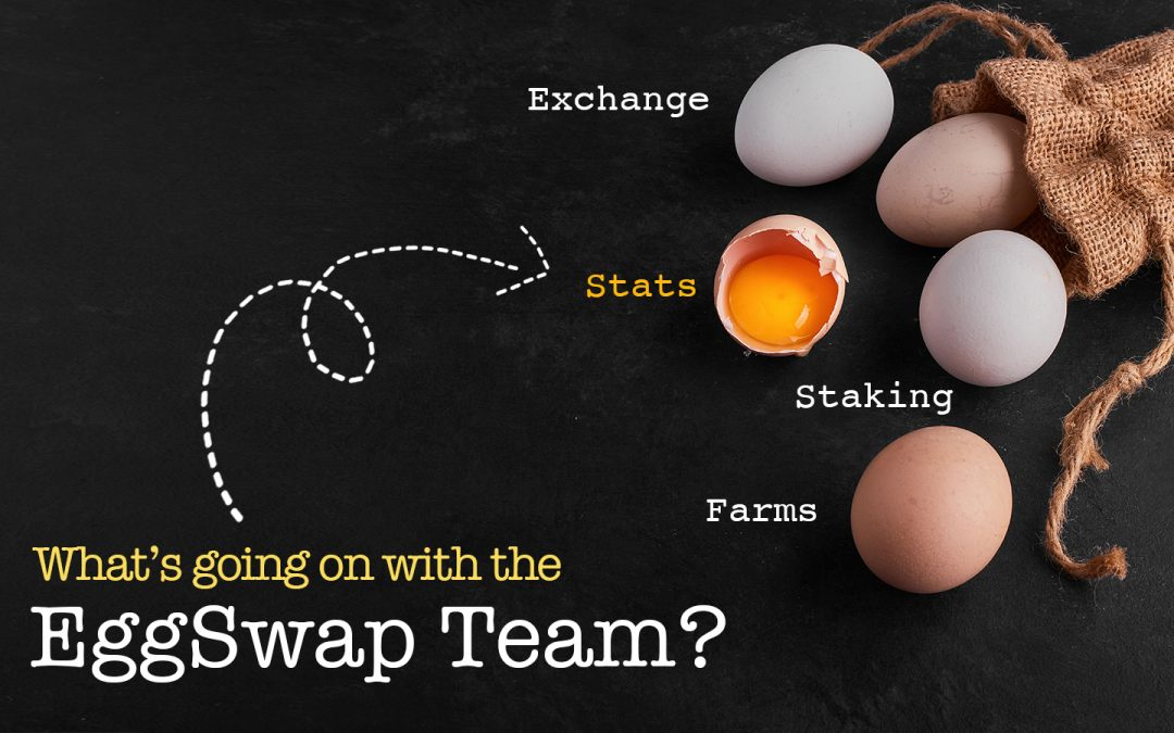 What's going on with the EggSwap Team?