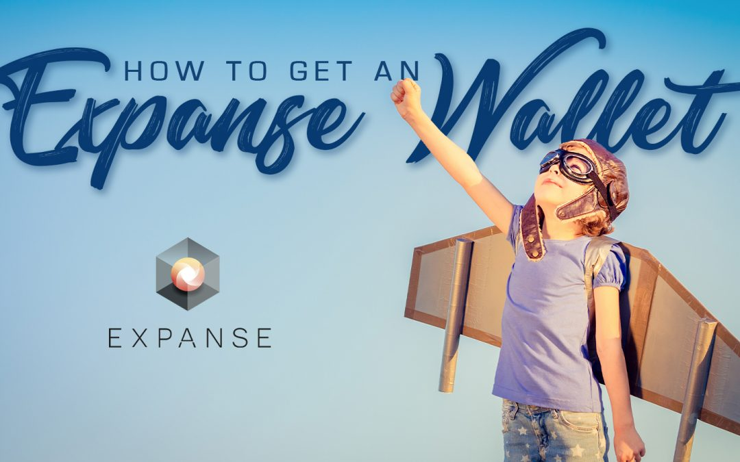 How to get an Expanse's Wallet Address