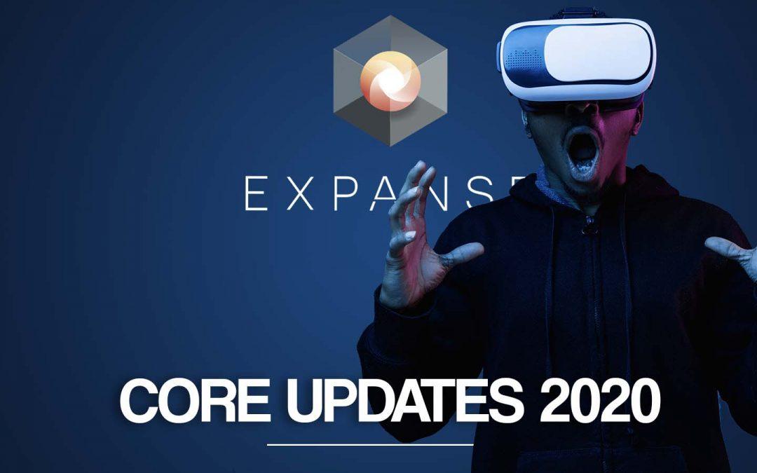 2020 Exp Core Updates