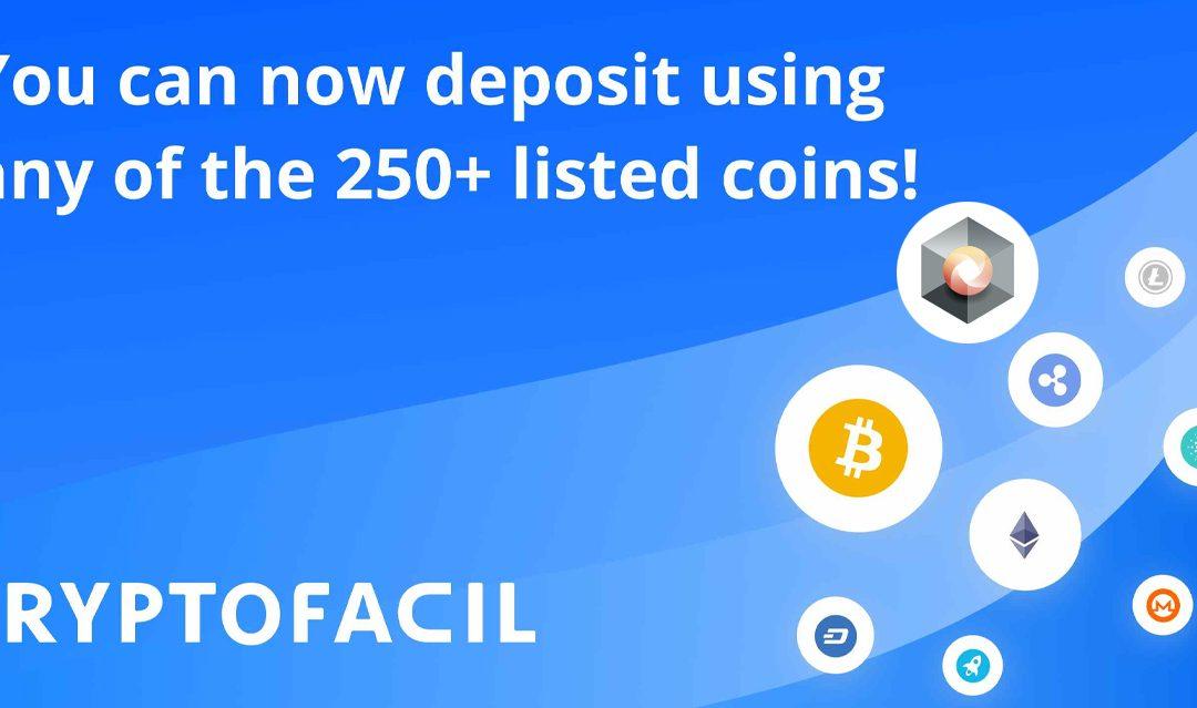 Cryptofacil Announcement