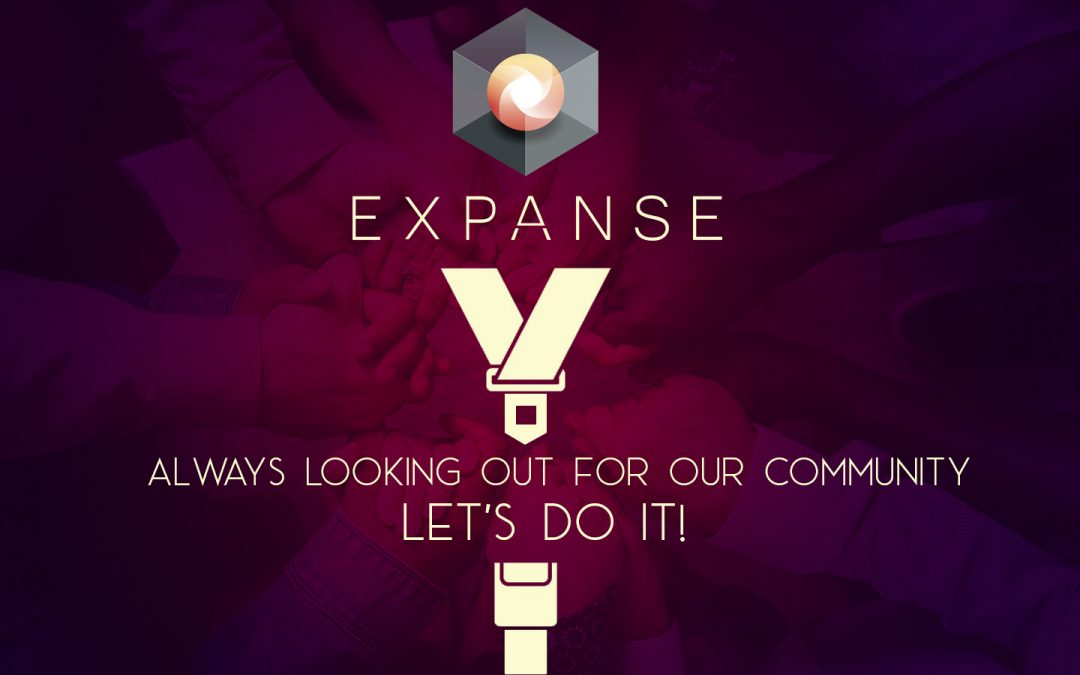 EXPANSE NEWSLETTER Vol. 3, No. 18 – 10/01/2018