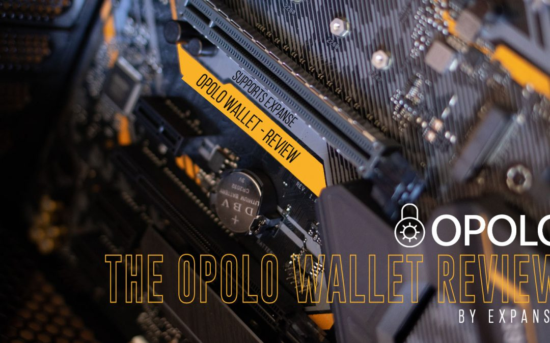 Opolo Wallet review by Expanse