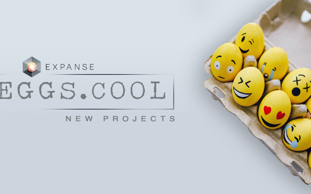 New projects on Eggs.cool