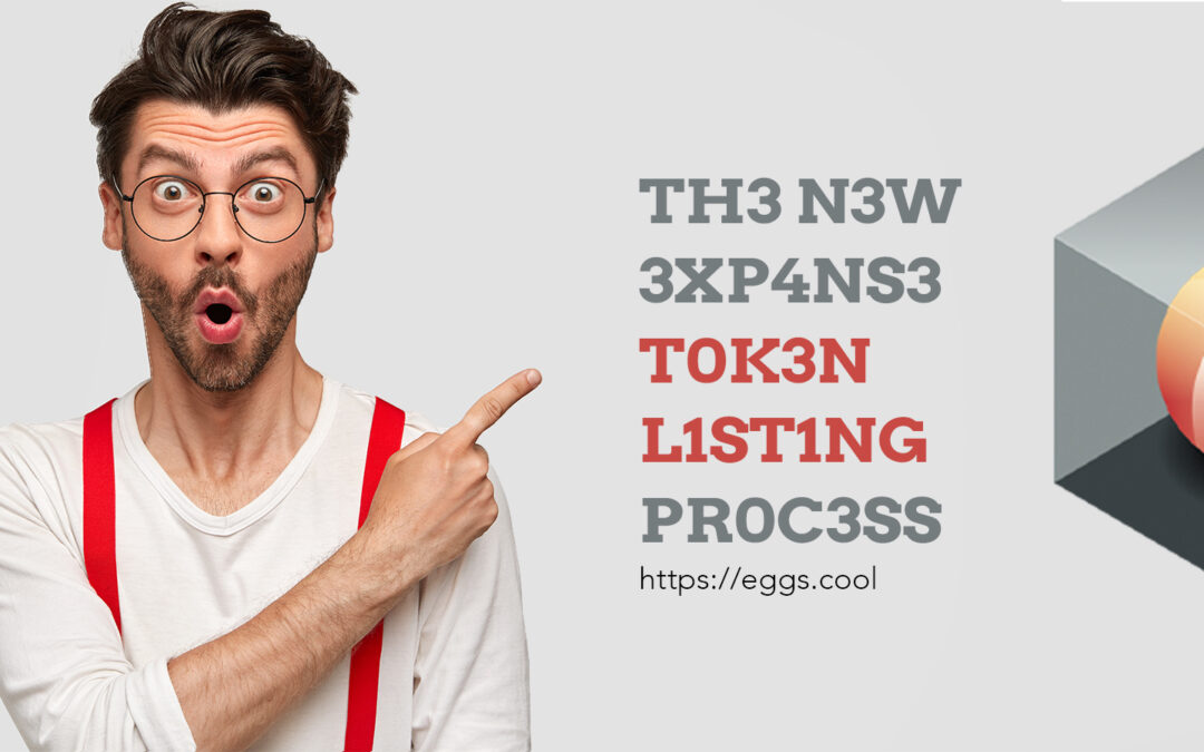 The new token listing process