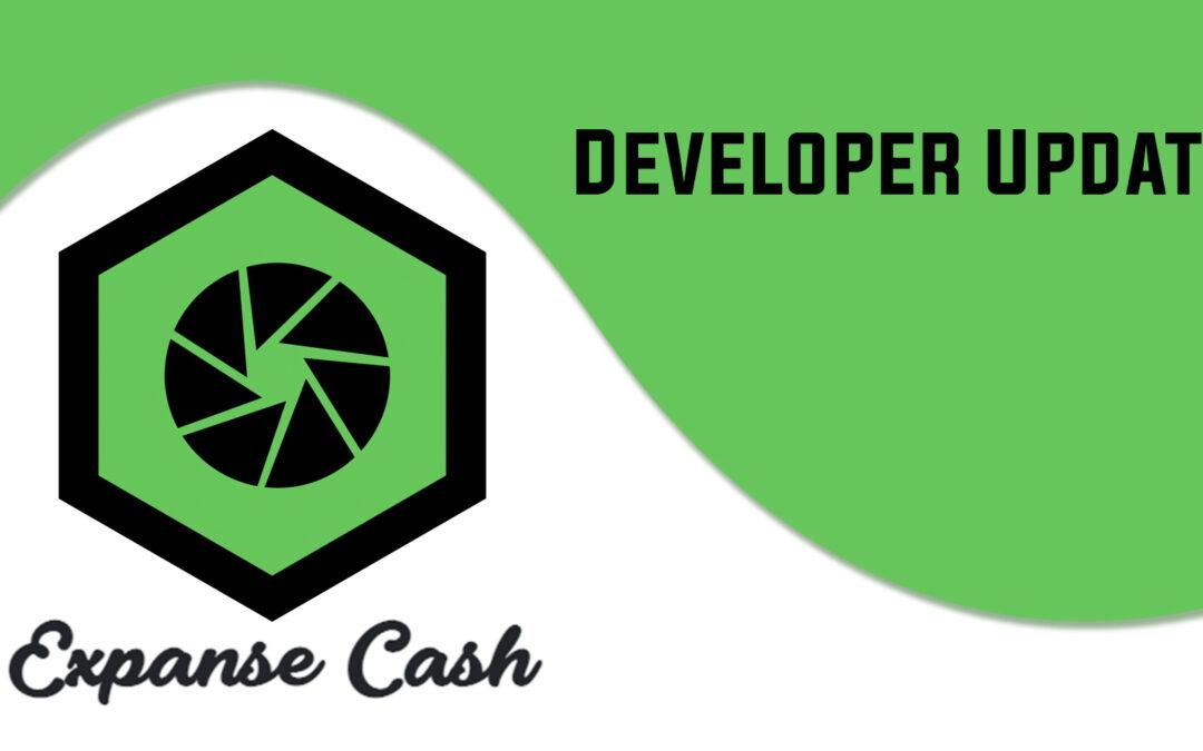 Expanse Cash Update**