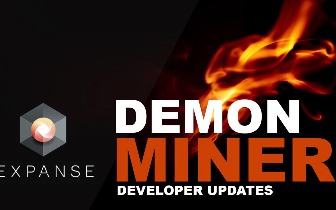 Demon Miner Developer Updates