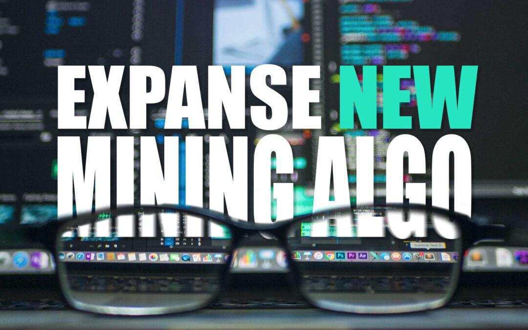 The new Mining Algo