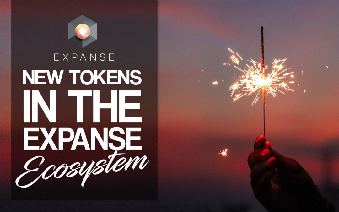 3 new tokens on Expanse